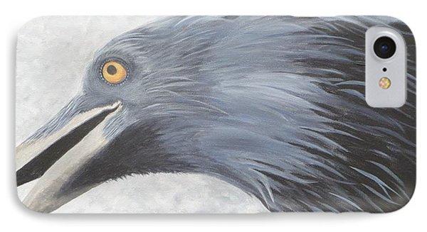 Crow Magic IPhone Case