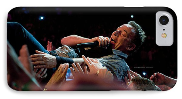 IPhone Case featuring the photograph Crowd Surfing by Jeff Ross