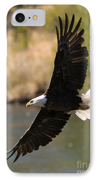 Cruising The River IPhone Case