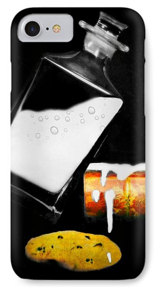 Crying Over Spilled Milk IPhone Case