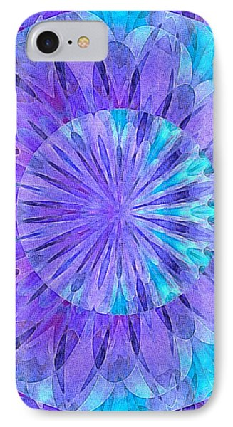 Crystal Aurora Borealis IPhone Case
