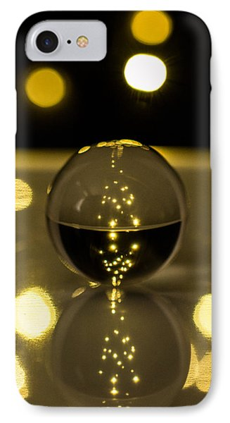 Crystal Ball IPhone Case by Hyuntae Kim