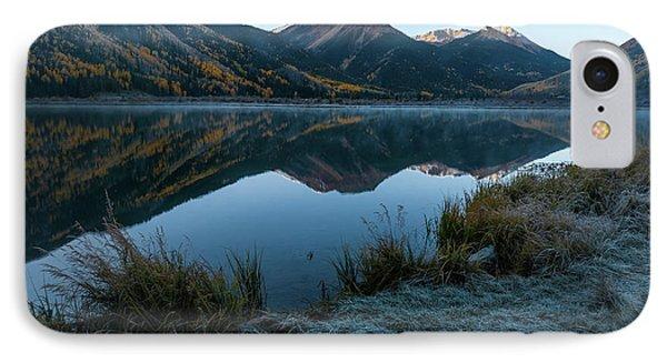 Crystal Lake - 0565 IPhone Case
