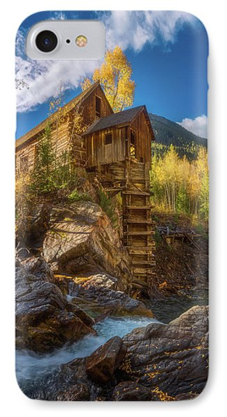 Crystal Mill Morning IPhone Case