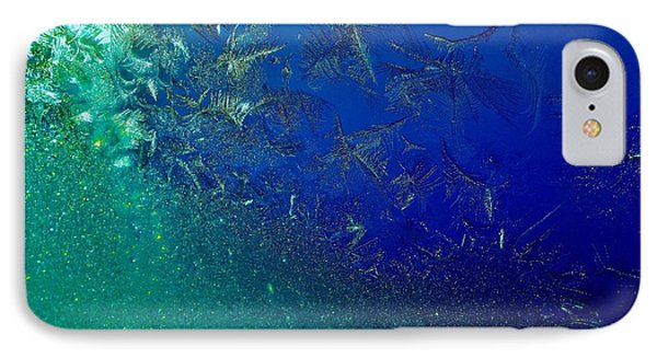 Crystal Sea IPhone Case by Danielle R T Haney