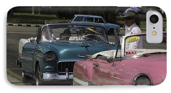 Cuba Car 4 IPhone Case