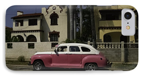 Cuba Car 9 IPhone Case