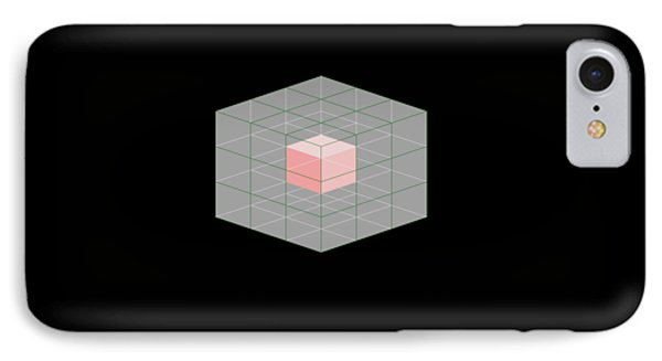 Cube Within A Cube IPhone Case