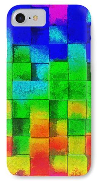 Cubism 2 - Da IPhone Case