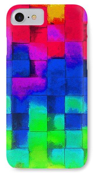 Cubism 4 - Da IPhone Case