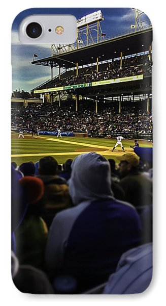 Cubs Game IPhone Case
