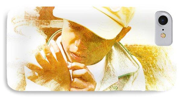 Cuenca Kid 902 - Adinea Phone Case by Al Bourassa