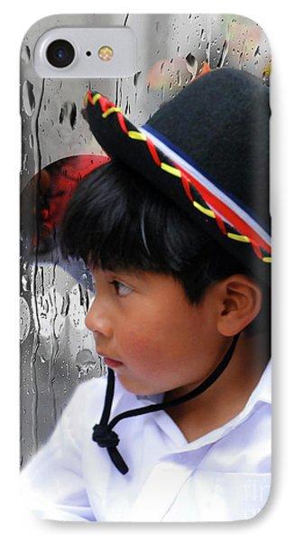 Cuenca Kids 880 Phone Case by Al Bourassa