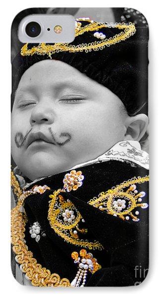 Cuenca Kids 891 IPhone Case by Al Bourassa