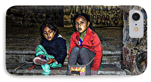 Cuenca Kids 953 Phone Case by Al Bourassa