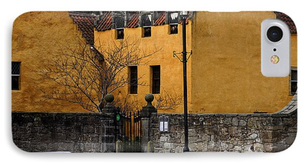 IPhone 7 Case featuring the photograph Culross by Jeremy Lavender Photography