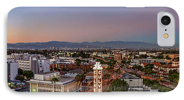 Culver City At Dusk IPhone Case by Kelley King