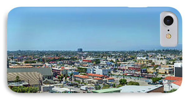 Culver City West View IPhone Case by Kelley King