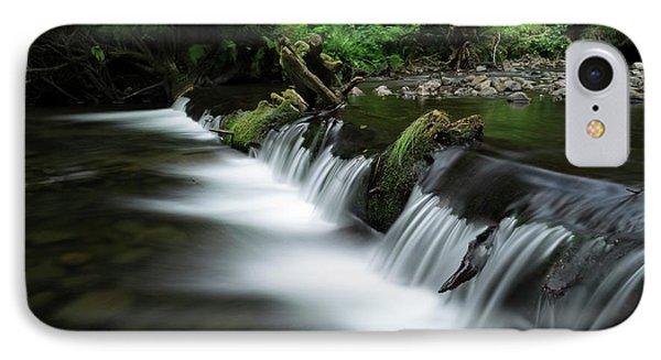 Cummins Creek In Oregon IPhone Case by Masako Metz