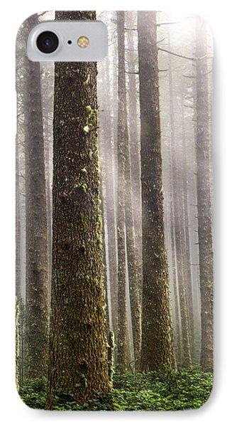 Cummins Wilderness IPhone Case by Leland D Howard