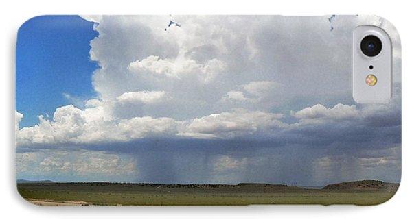 Cumulonimbus Rain Cloud IPhone Case