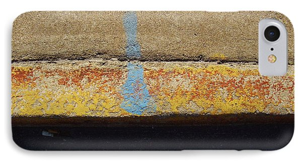 Curb IPhone Case by Flavia Westerwelle