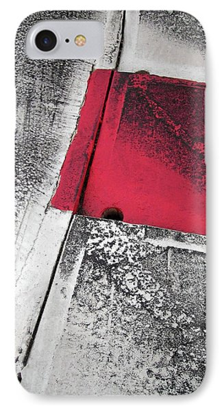IPhone Case featuring the photograph Curbs At The Canadian Formula 1 Grand Prix by Juergen Weiss