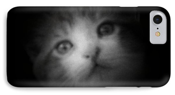 IPhone Case featuring the photograph Curiosity by Betty Northcutt