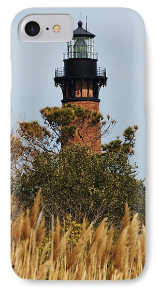 Currituck Lighthouse IPhone Case by Kelvin Booker