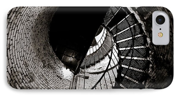 Currituck Spiral II IPhone Case by David Sutton