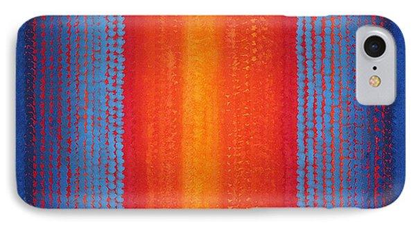 Curtain Call Original Painting IPhone Case