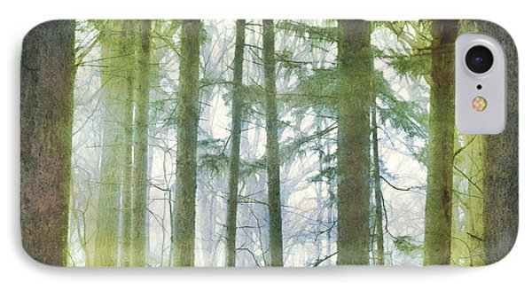 Curtain Of Morning Light IPhone Case