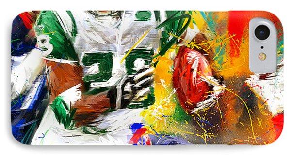 Curtis Martin New York Jets IPhone Case