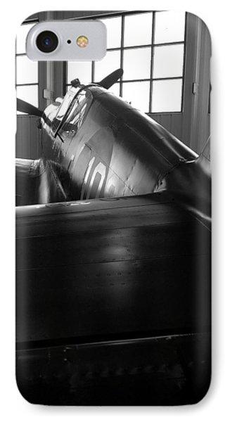 Curtiss P-40 IPhone Case by Rebecca Davis