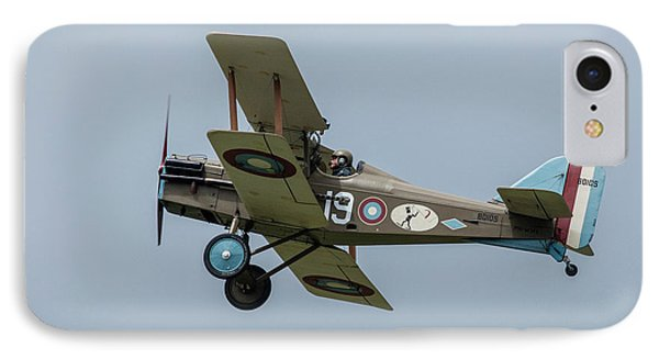 Curtiss Se5 Plane IPhone Case