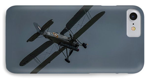 Curtiss Se5 Wwi Plane IPhone Case