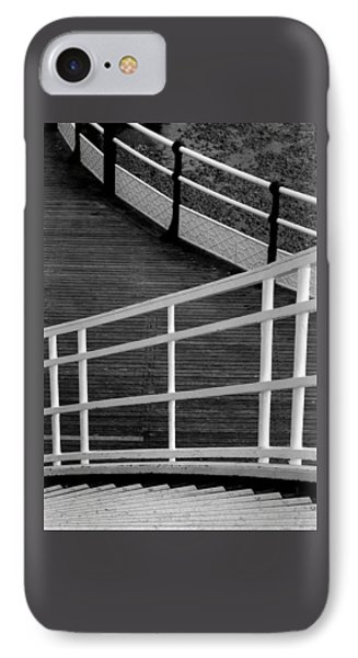 Curves IPhone Case by Hazy Apple