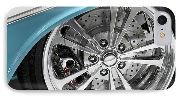 Custom Car Wheel Phone Case by Oleksiy Maksymenko