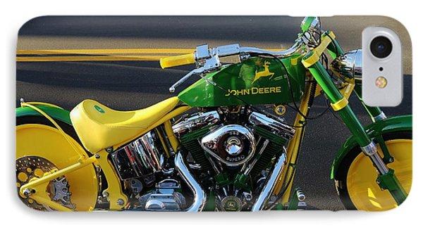 Custom Motorcycle IPhone Case
