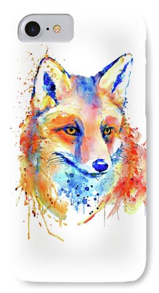 Cute Foxy Lady IPhone Case