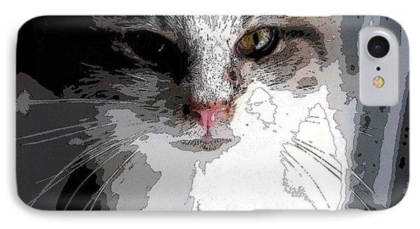 Cute Kittie IPhone Case
