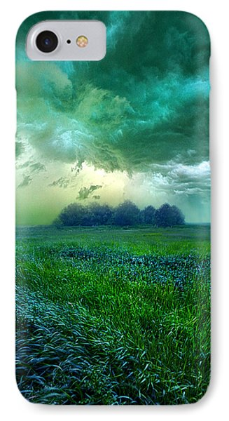 Cutting Loose IPhone Case by Phil Koch