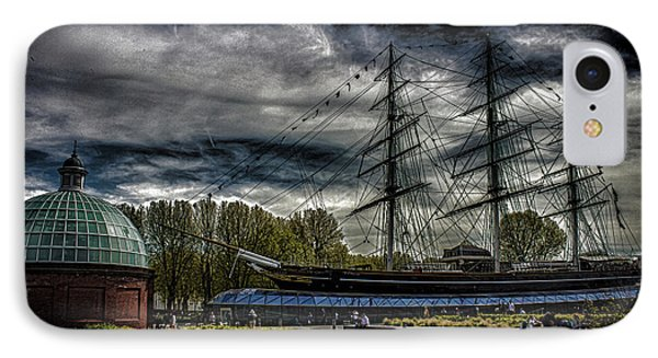 Cutty Sark IPhone Case