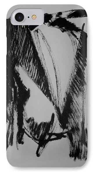 Cyberspace Study IPhone Case by Ad Boogers