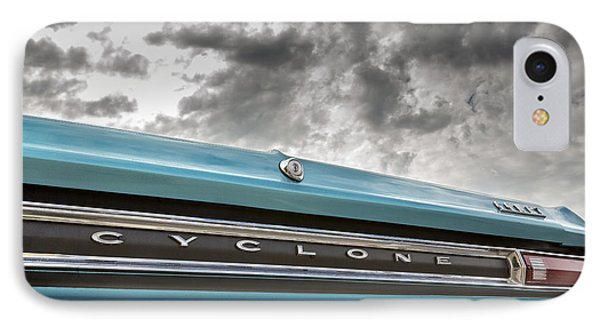 Cyclone IPhone Case by Caitlyn Grasso
