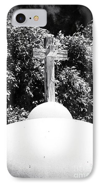 Cypriotic Crucifix Phone Case by John Rizzuto