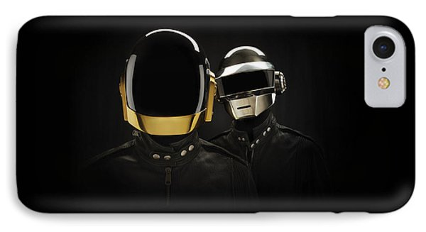 Daft Punk - 694 IPhone Case