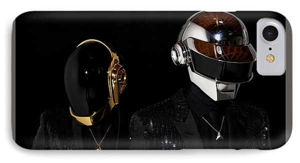 Daft Punk - 75 IPhone Case