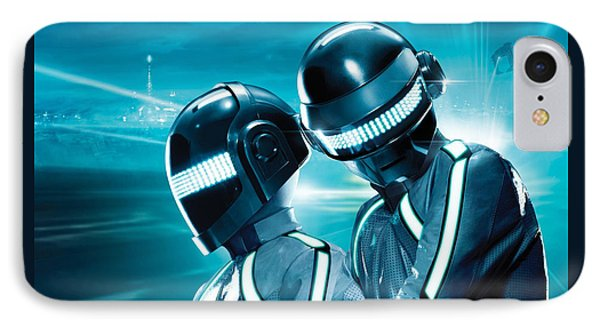 Daft Punk - 98 IPhone Case