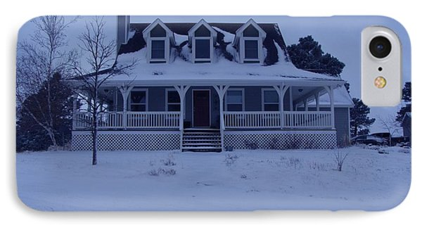 IPhone Case featuring the photograph Dahl House by Gene Gregory
